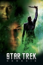 Star Trek: Nemesis (2002) Box Art