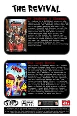 Mr Peabody and The lego movie