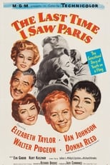 A Última Vez que Vi Paris (1954) Torrent Dublado
