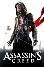Filmposter: Assassin's Creed
