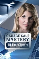 Garage Sale Mystery: All that Glitters (2014) Box Art
