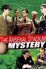Arsenal Stadium Mystery (1939) Box Art