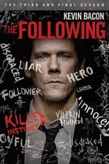 The Following 3ª Temporada Completa Torrent Dublada e Legendada