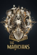 The Magicians poster image