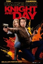 Filmposter: Knight and Day