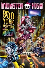 Monster High: Boo York, Boo York – Um Musical de Arrepiar (2015) Torrent Dublado e Legendado