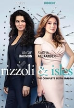 Rizzoli & Isles 6ª Temporada Completa Torrent Legendada