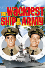 The Wackiest Ship in the Army (1961) Box Art