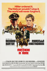 Massacre in Rome (1973) Box Art