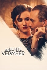 Poster for A Real Vermeer