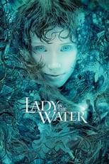 Official movie poster for Lady in the Water (2006)