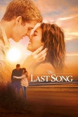 Official movie poster for The Last Song (2010)