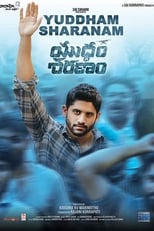 Image Yuddham Sharanam (2017) Hindi Dubbed Full Movie Online Free
