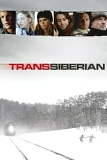 Transsiberian (2008) Box Art