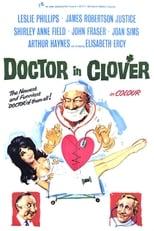 Doctor in Clover (1966) Box Art