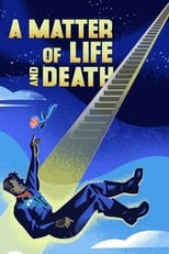A Matter of Life and Death (1946) Box Art