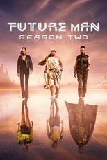 Future Man 2ª Temporada Completa Torrent Legendada