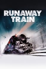 Official movie poster for Runaway Train (1985)