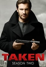 Taken 2ª Temporada Completa Torrent Dublada e Legendada