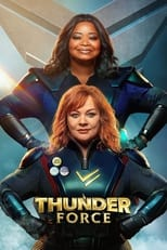 Poster Image for Movie - Thunder Force