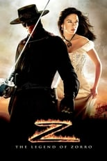 Poster for The Legend of Zorro
