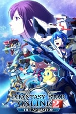 Phantasy Star Online 2: The Animation
