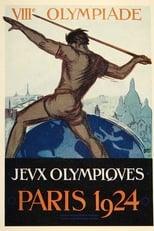 Les jeux olympiques, Paris 1924
