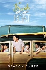 Fresh Off the Boat 3ª Temporada Completa Torrent Legendada