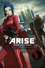 Nonton anime Ghost in the Shell: Arise – Border:2 Ghost Whispers Sub Indo