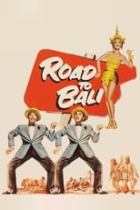 Road to Bali (1952) Box Art