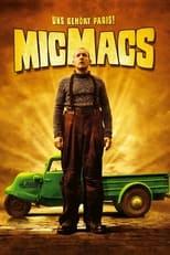 Filmposter: Micmacs - Uns gehört Paris!