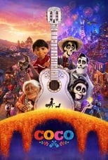 Official movie poster for Coco (2017)