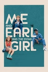 Me and Earl and the Dying Girl (2015) Box Art