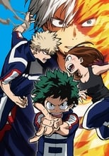 Boku no Hero Academia 2ª Temporada Completa Torrent Legendada