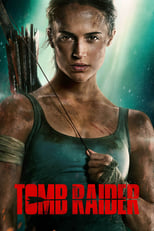 Official movie poster for Tomb Raider (2018)