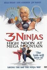 3 Ninjas: Aventura na Mega Mountain (1998) Torrent Dublado
