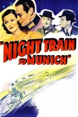 Poster for Night Train to Munich