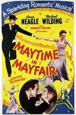 Maytime in Mayfair (1949) Box Art