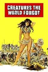 Creatures the World Forgot (1970) Box Art