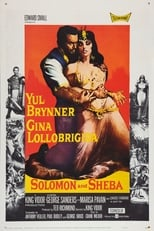 Image Solomon and Sheba (1959)