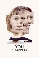 Poster van Du forsvinder