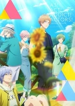 Poster anime A3! Season Spring & SummerSub Indo
