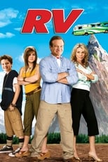 Official movie poster for RV (2006)