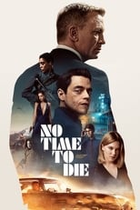 Poster Image for Movie - No Time to Die