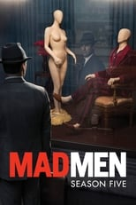 Mad Men Inventando Verdades 5ª Temporada Completa Torrent Dublada e Legendada