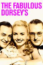 The Fabulous Dorseys (1947) Box Art