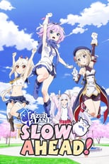 Poster anime Azur Lane: Bisoku Zenshin! Sub Indo