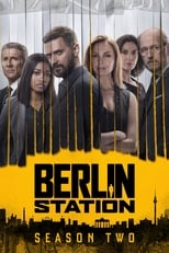 Berlin Station 2ª Temporada Completa Torrent Dublada e Legendada