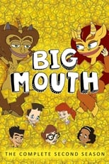 Big Mouth 2ª Temporada Completa Torrent Dublada e Legendada