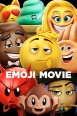Official movie poster for The Emoji Movie (2017)